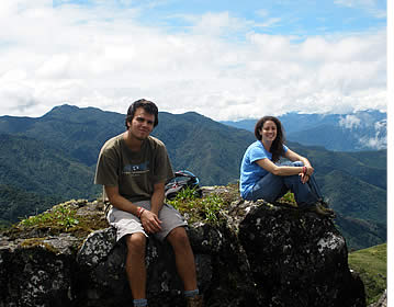 Boquete is hikers paradise and the perfect place to learn Spanish in Central America